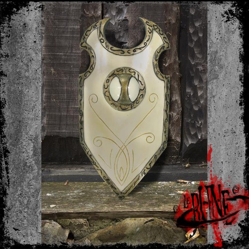 Shield of Lorian - (95x50 cm)