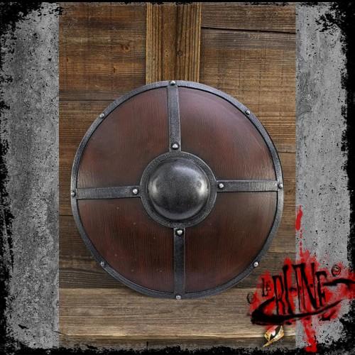 Ironshood Shield - Wood (ø60 cm)