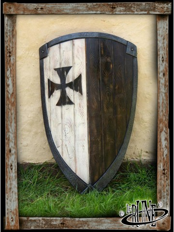 Black Templar shield (90x60)