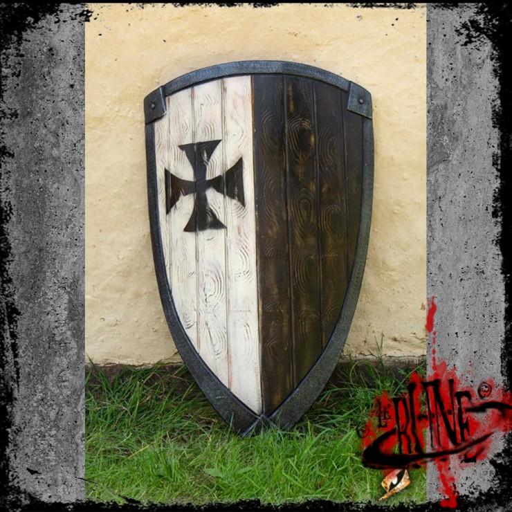 Black Templar shield (90x60)