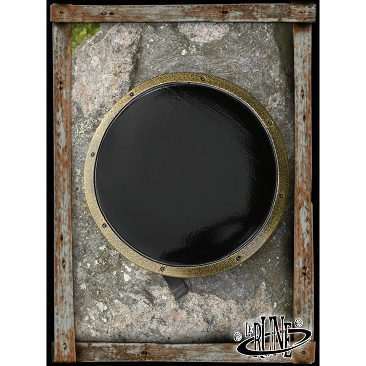 RFB Buckler shield - Black - ø36 cm