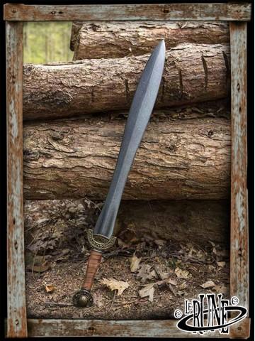 Sword Celtic Leaf (85 cm)