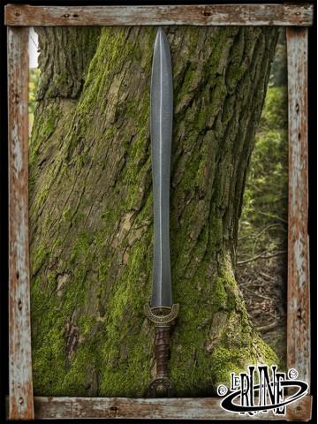 Sword Celtic Leaf (100cm)