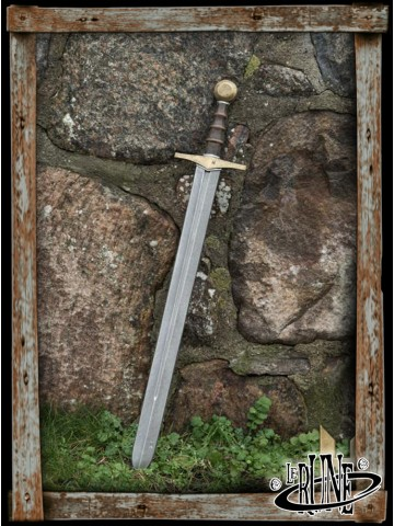 Knightly Sword - Stronghold (87cm)