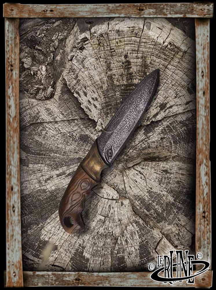 Coreless dagger Woodsman