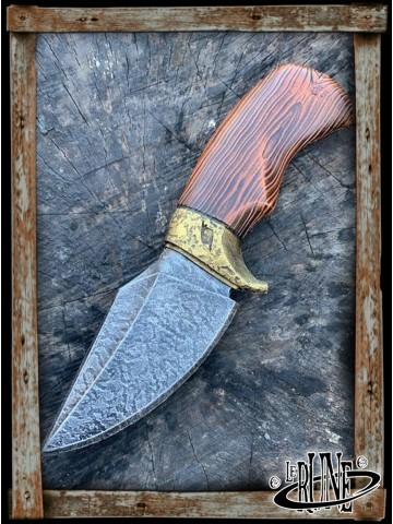 Coreless Broad Knife - Gold - 19 cm