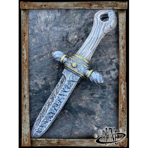 Coreless Noble's Throwing Knife - Light - 22 cm