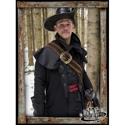 Musketeer Baldric Brown