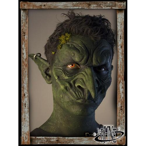 Goblin Half Face