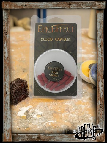Blood capsules 10 pieces