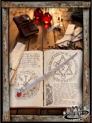 Druid Wand white