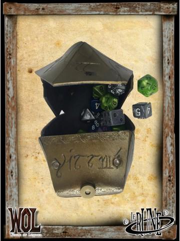 Dice bag of dice - Elven