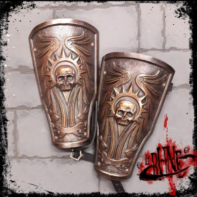 Inquisitor Bracers