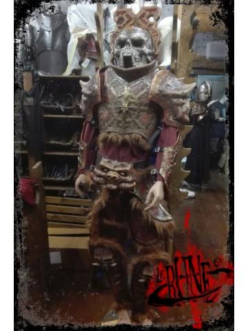 Full armor Chaos Warrior