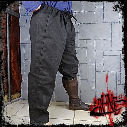 FIRST BLOOD canvas trousers