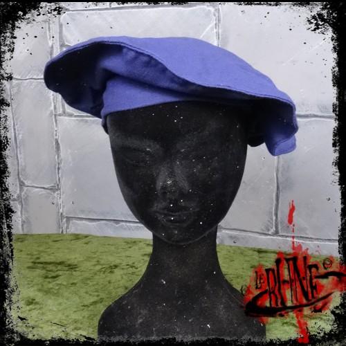 Canvas beret Parsifal