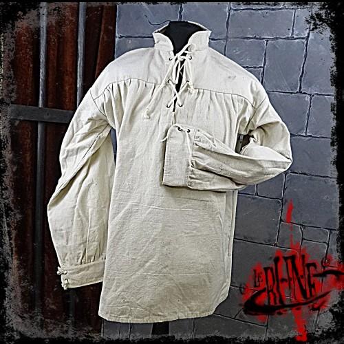 Canvas shirt Parsifal