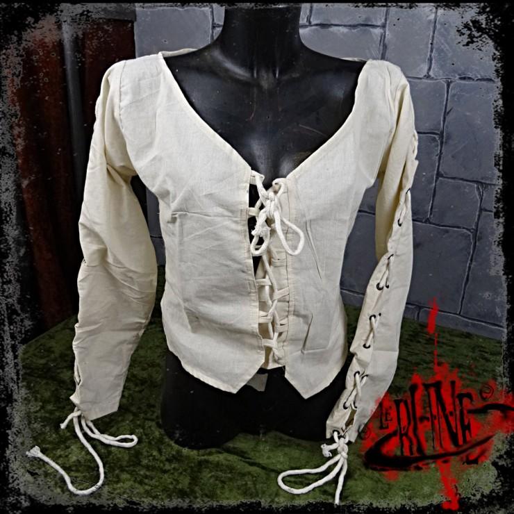 Cotton blouse Amelia