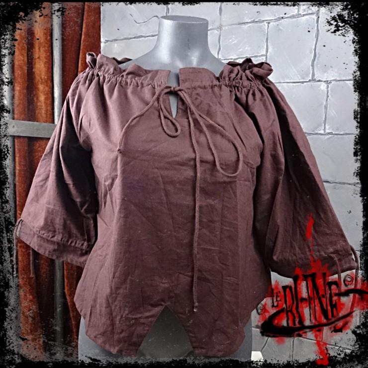 Cotton blouse Julia