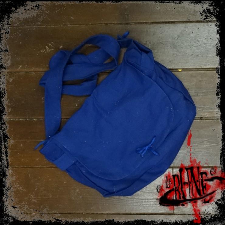 Parsifal canvas shoulder bag