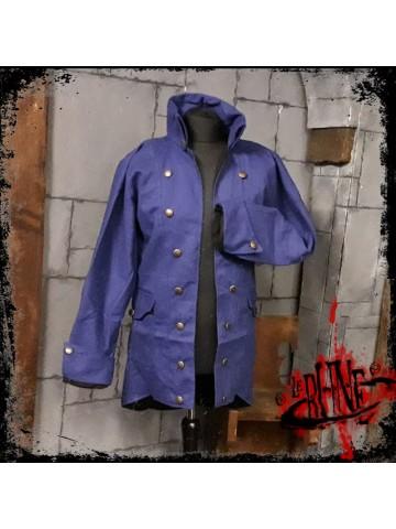 Canvas jacket Rackham Blue