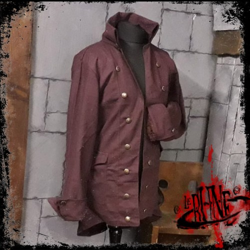 Canvas jacket Rackham Brown (Mk. 2)