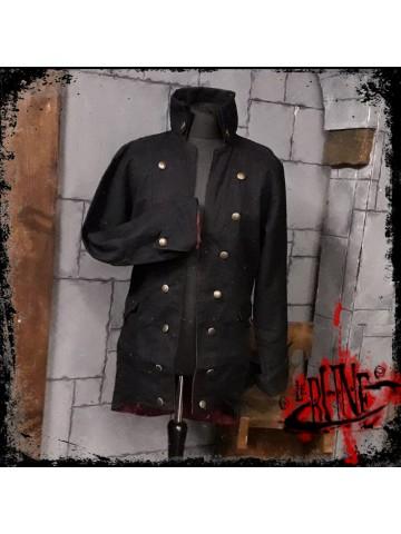 Canvas jacket Rackham Black