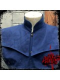 Canvas jacket Pollux blue
