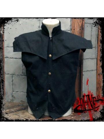 Canvas jacket Pollux black