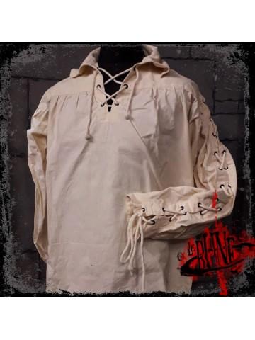Canvas shirt Elias Nature