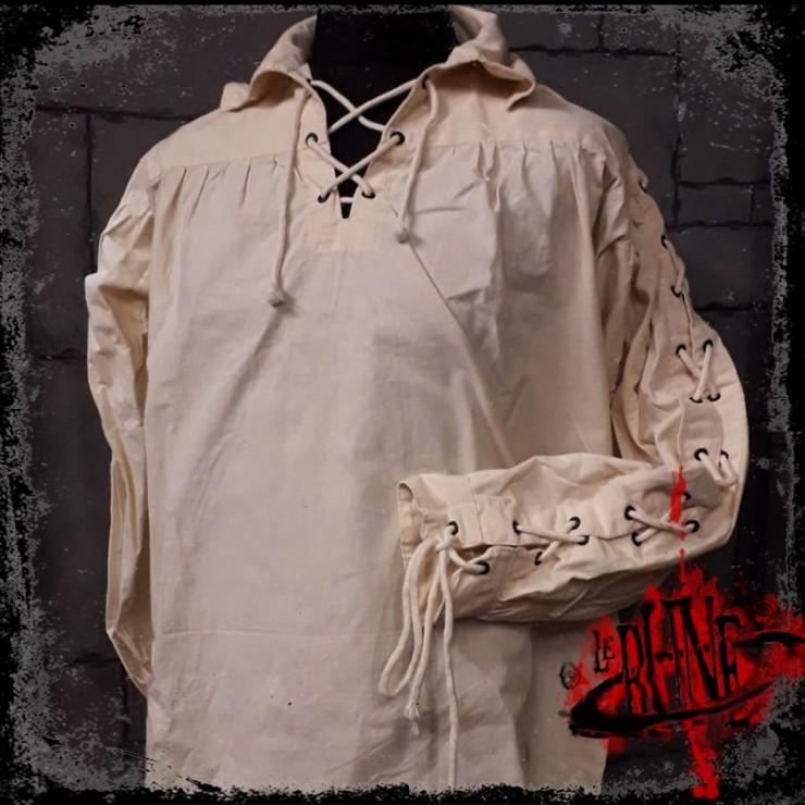 Cotton shirt Elias Nature