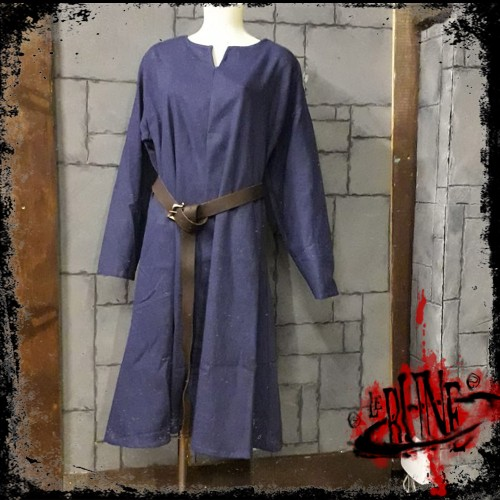 Canvas tunic Hector Blue