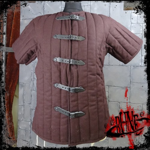 FIRST BLOOD Gambeson jacket Brown