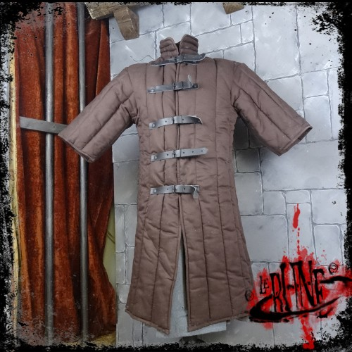 Gambeson jacket Parsifal brown