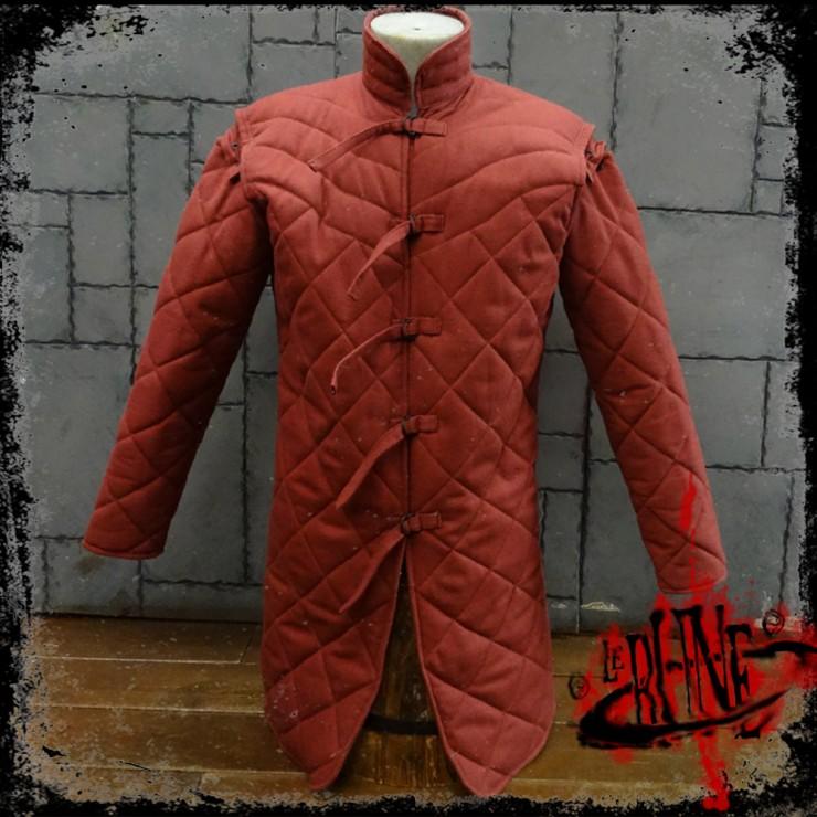 Gambeson jacket Alexander Wine Red