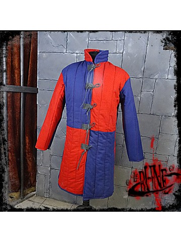 Gambeson jacket Olaf Blue / Red