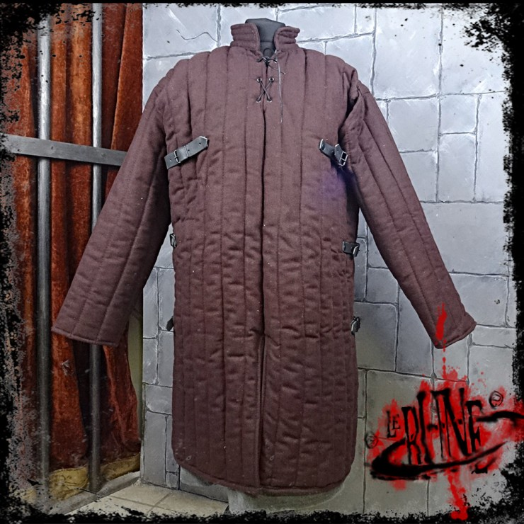 Gambeson jacket Rutger Brown