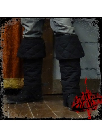 Padded gaiters Kadath