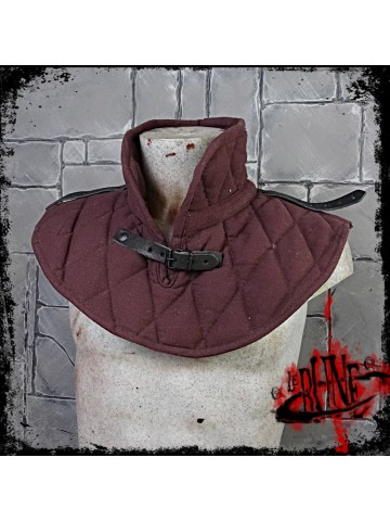 Padded gorget Parsifal