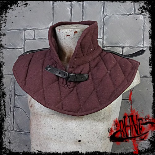 Gambeson gorget Parsifal