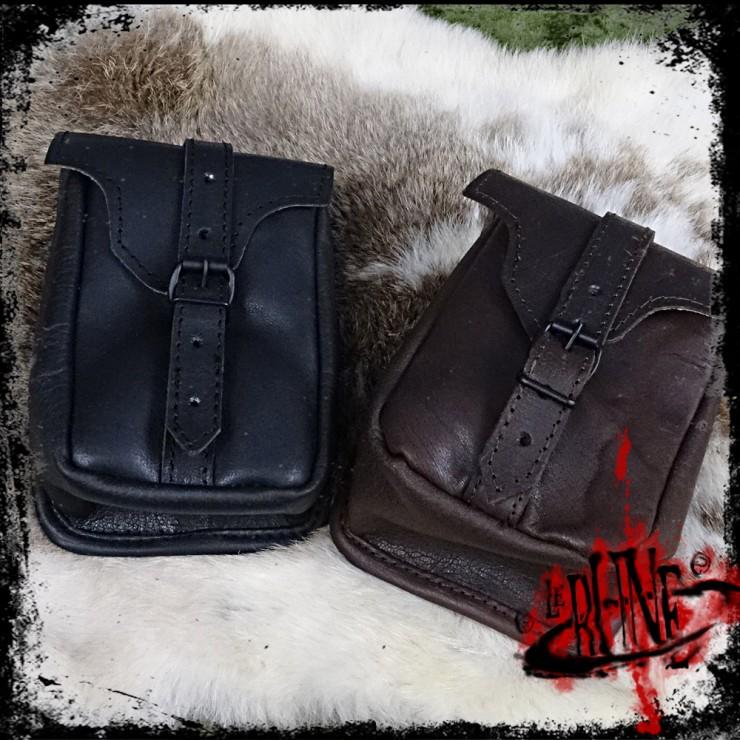 Leather Beltbag Gareth (small)