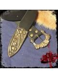 Arthur leather belt