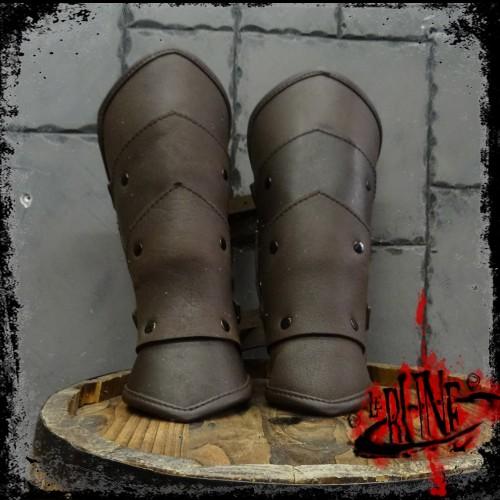 Leather bracers Gherman (Mk 2)