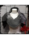 Leather gorget Gherman (Mk 2)