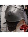 Leather pauldrons Gherman (Mk. 2)