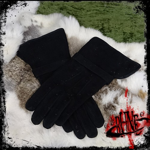 Gloves in suede Gareth