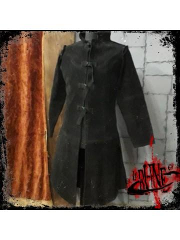 Suede jacket Constantin black