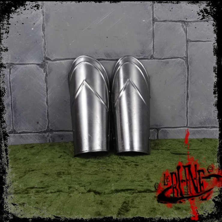 Steel Bracers Parsifal