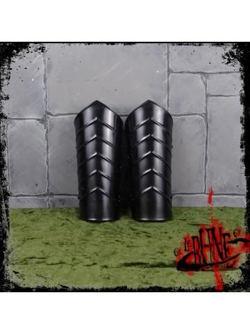 Steel greaves Mordred