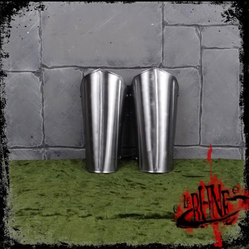 Steel Bracers Marmon